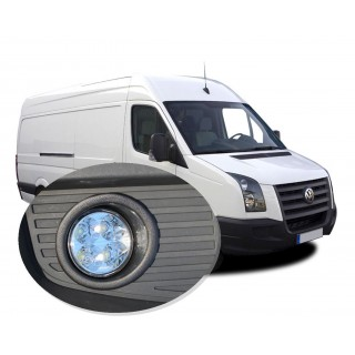 LED Day Running Light kit DRL Volkswagen Crafter 2006 onwards