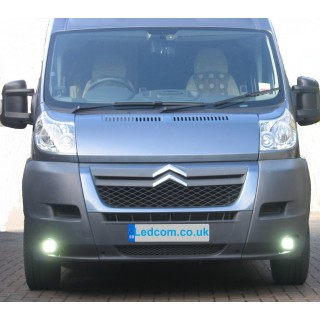 LED Day Running Lights Kit for Citroen Relay / Jumper Vans and Motorhomes 2007 to 2014