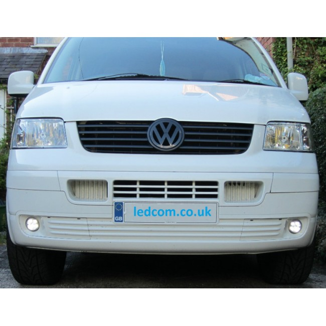 volkswagen t5 transporter caravelle drl kit daytime. Black Bedroom Furniture Sets. Home Design Ideas