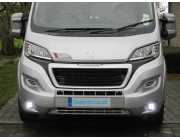 Day Running Lights Kit LED DRL for X290 type Fiat Ducato 2014 onwards