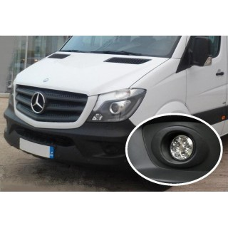 LED Day Running Light kit DRL Mercedes Sprinter late 2013 onwards