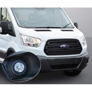 DRL Day Running Lights kit Ford Transit Van and Motorhome MK8 2014 to 2019