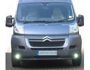 LED Day Running Lights Kit for Citroen Relay Vans and Motorhomes 2007 to 2014