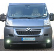 LED Day Running Lights Kit for Citroen Relay Vans and Motorhomes 2007 on