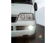 Day Running Lights kit Peugeot Boxer Vans and Motorhomes 2002 to 2006