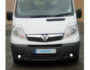 LED Day Running Lights Kit DRL Vauxhall Vivaro, Renault Trafic, Nissan Primastar 2007 to 2014